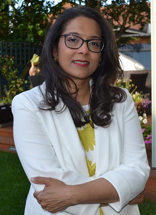 Sainaz Lalloo